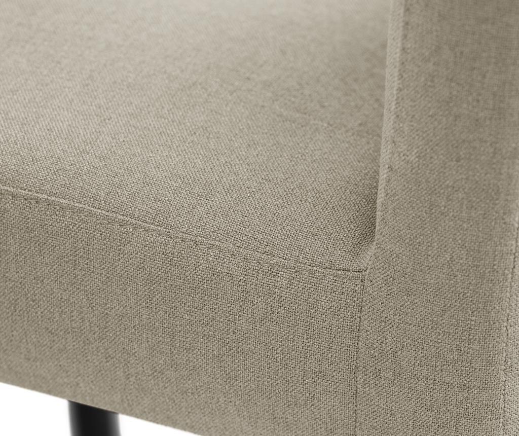 Set 2 scaune Fragrance Sand Noir
