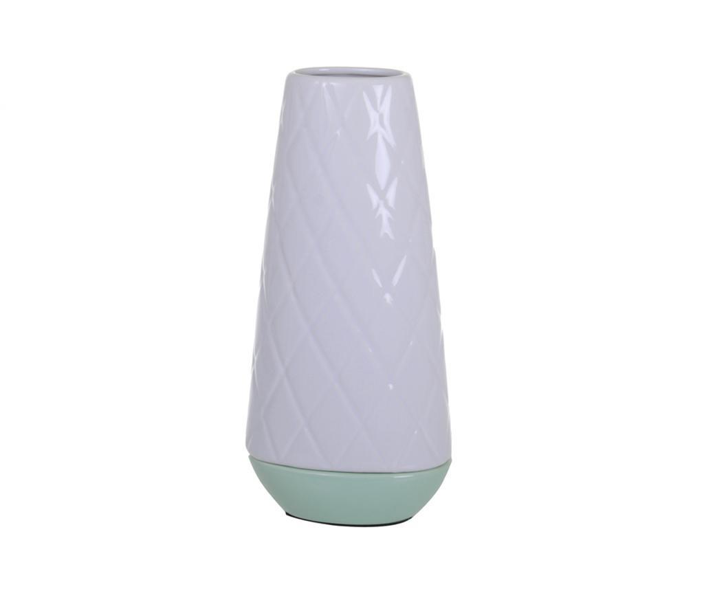 Vaza Dualite Cylinder Green