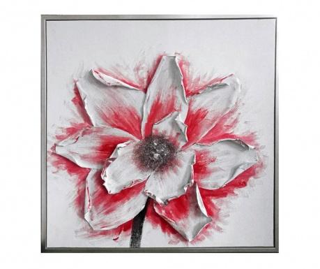 Gallery 3D Flower Festmény 80x80 cm