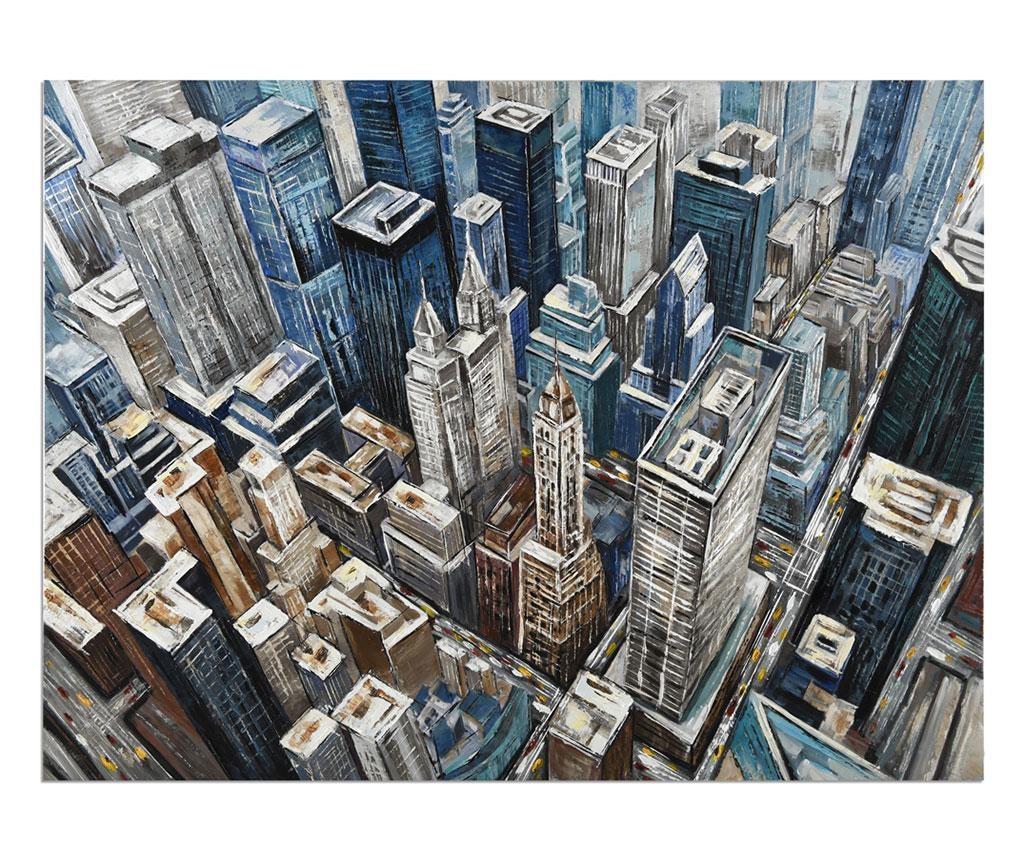 Slika Gallery Rooftops 90x120 cm