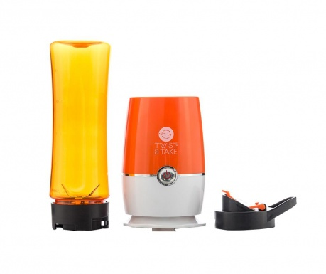 Mixér Twist & Take Sport Orange 500 ml