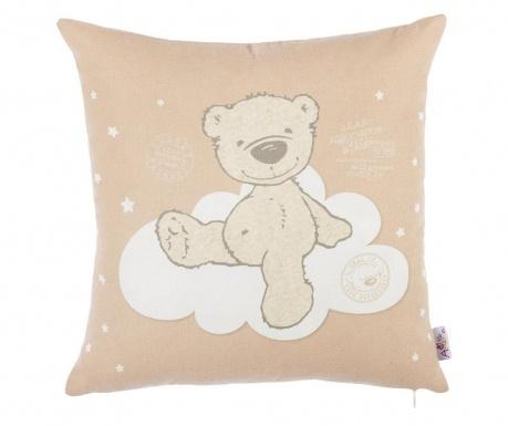 Fata de perna Happy Teddy Bear 35x35 cm