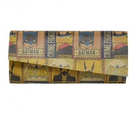 Geanta plic dama Vintage Batman
