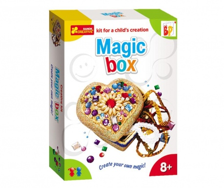 Креативен комплект за бижута Magic