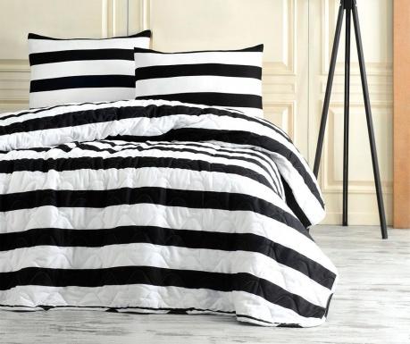 Set s prešitim posteljnim pregrinjalom Single Line
