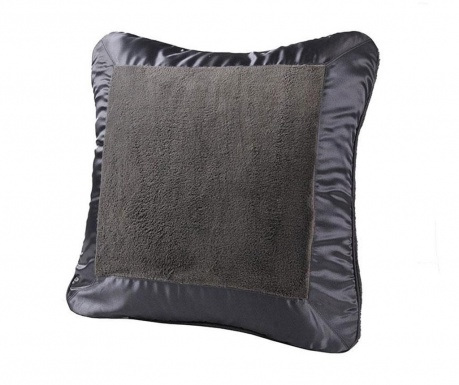 Декоративна възглавница Verona Dark Grey 40x40 см