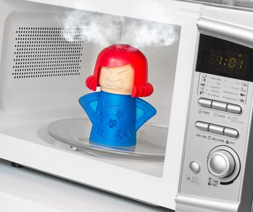 Curatator pentru cuptorul cu microunde