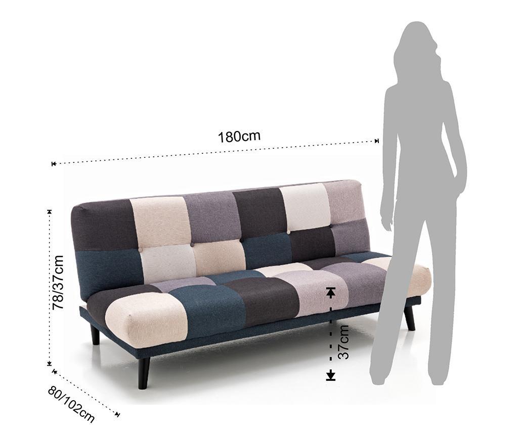 Sofa extensibila Jamboree