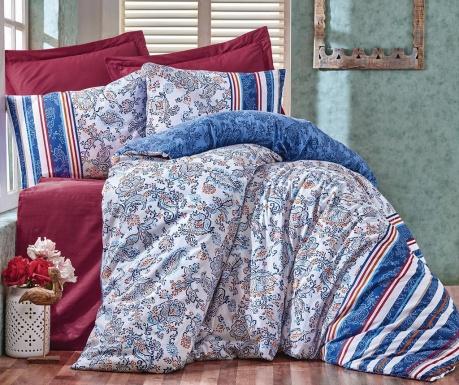 Спално бельо Single Ranforce Lorisa Blue
