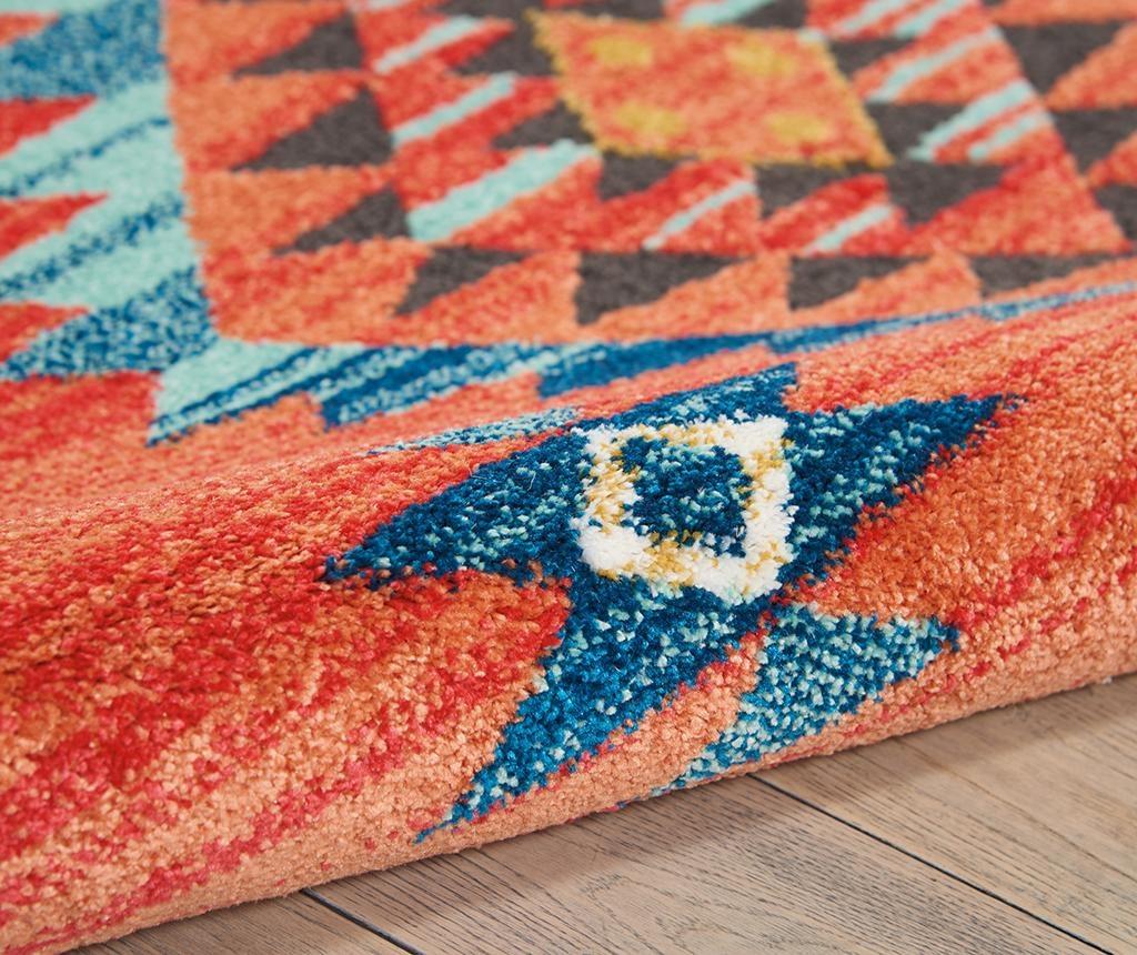 Preproga Navajo Seven Red Runner 66x130 cm