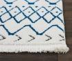 Tepih Kamala White Blue 119x180 cm