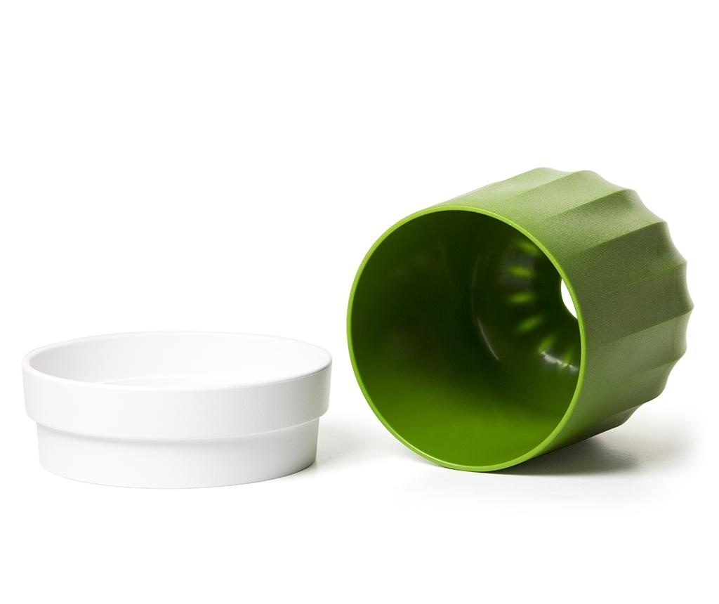 Cactiss White Green Szalvétatartó