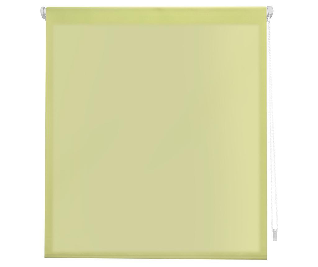 Jaluzea tip rulou Aure Easyfix Pistachio 42x180 cm - Blindecor, Verde