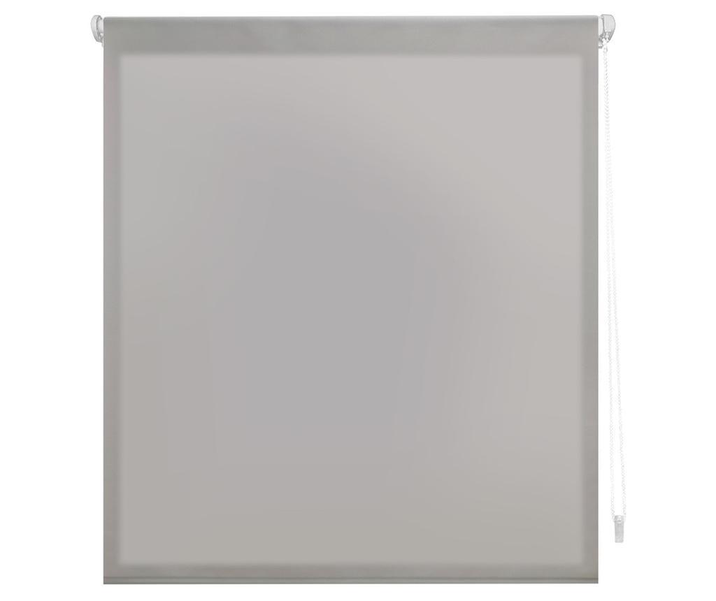Jaluzea tip rulou Aure Easyfix Silver 67x180 cm - Blindecor, Gri & Argintiu