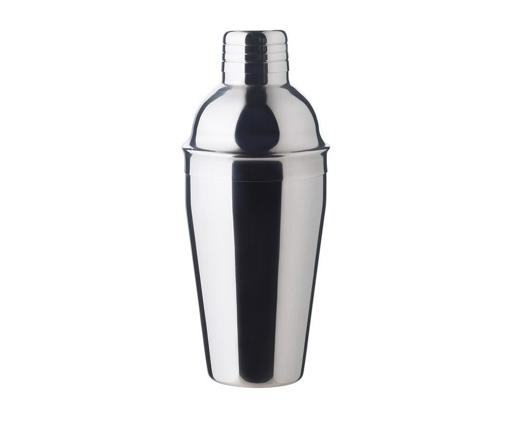 Shaker Enoteque 550 ml - Excelsa, Gri & Argintiu imagine 2021