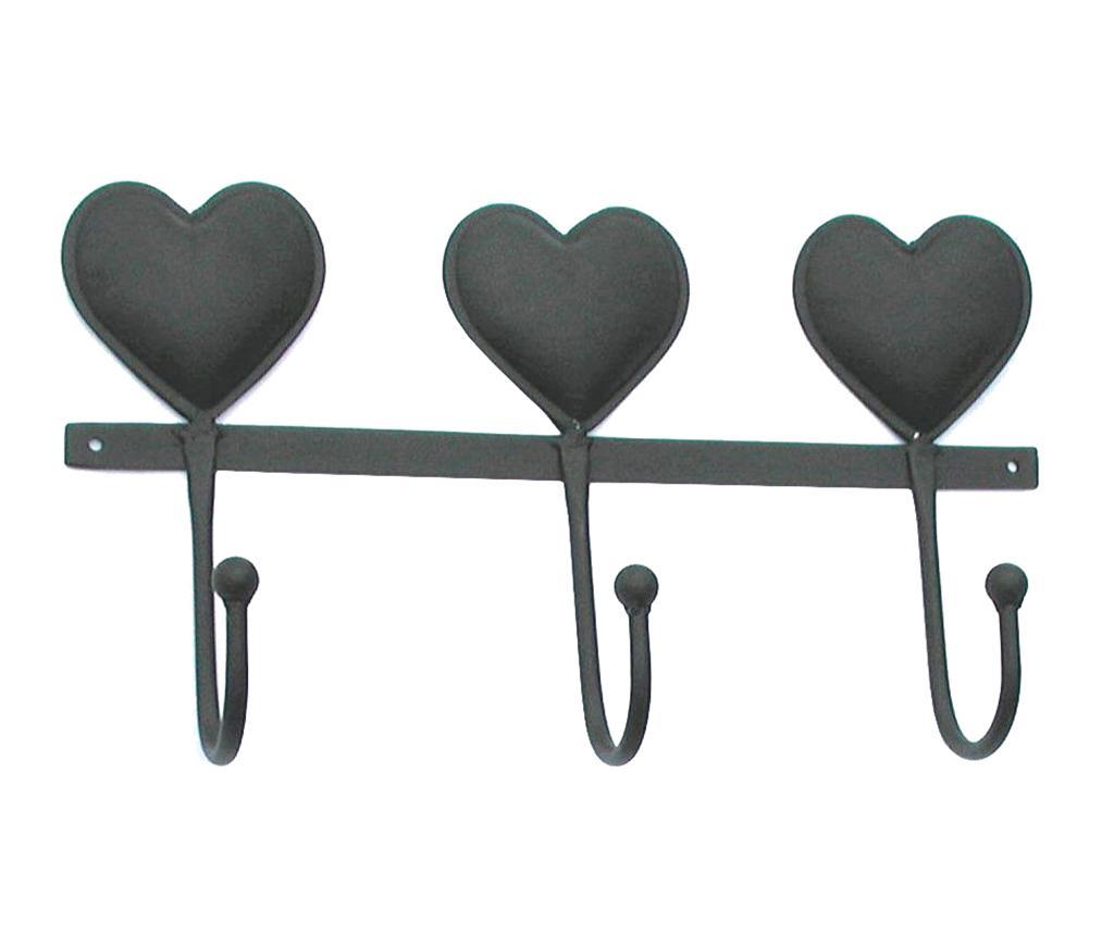 Cuier Three Hearts - Bolzonella, Maro