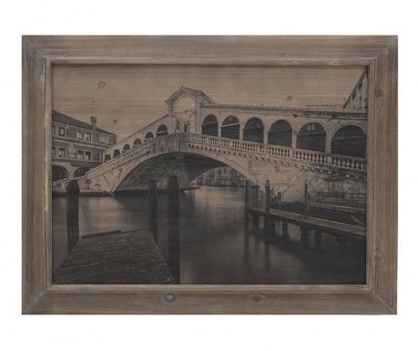 Obraz Bridge 60x80 cm