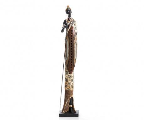 Dekorace African Warrior