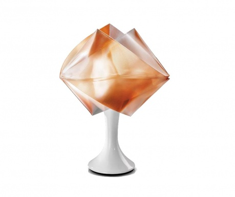 Stolna svjetiljka Gemmy Prisma Amber
