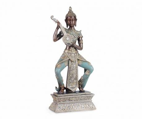 Dekorace Singing Buddha