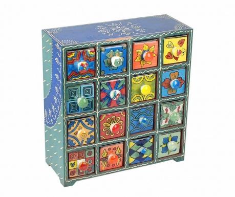 Krabice na koření Colorful
