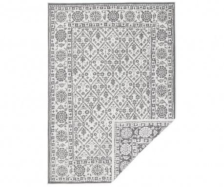 Venkovní koberec Reversible Twin Orient Grey