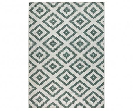 Venkovní koberec Twin Malta Green Cream