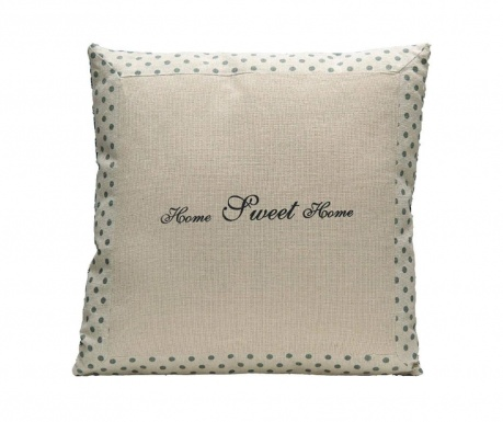 Ukrasni jastuk Home Sweet Home Dots 40x40 cm