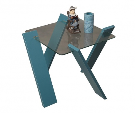 Konferenční stolek Roman Mini Turquoise