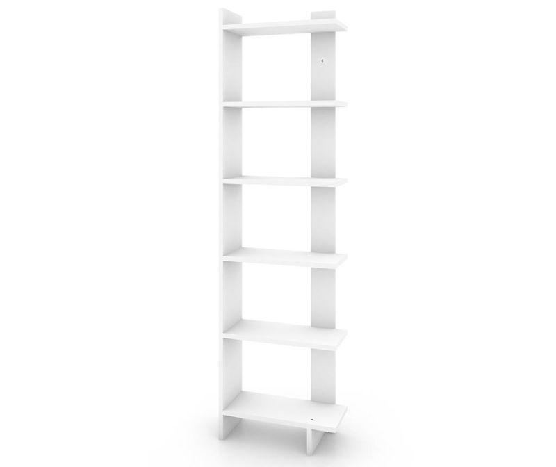 Regal za knjige Order White