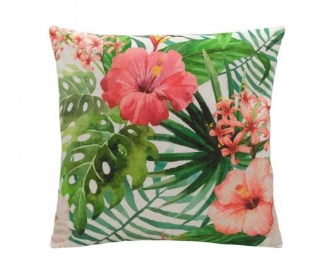 Poduszka dekoracyjna Flowers 45x45 cm