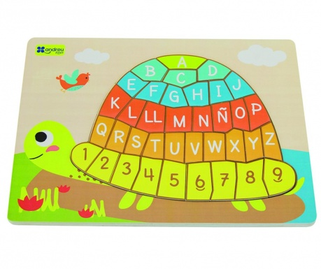 Hra typu puzzle Turtle
