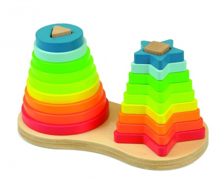 Jucarie educativa Rainbow