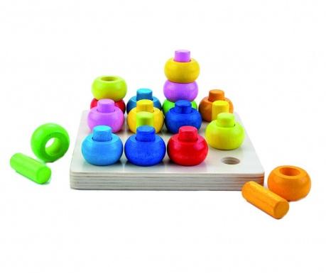 Gra konstrukcyjna 33 elementy Tanya