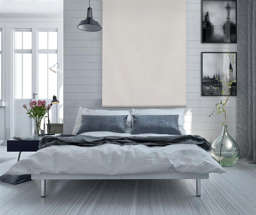 Blackout Silver Roletta 100x175 cm