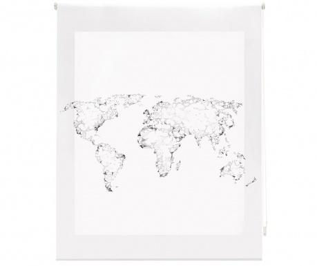Zatemňovací roleta World Map