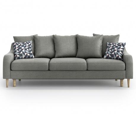 Kauč trosjed na razvlačenje Benito Orinoco Grey