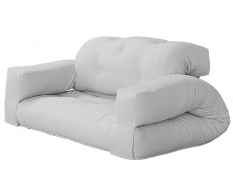 Sofa extensibila Hippo Light Grey