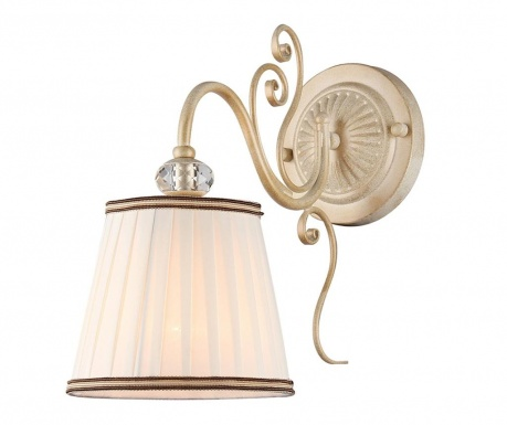 Vintage One White Gold Fali lámpa
