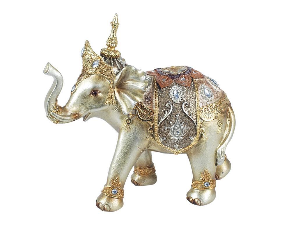 Jai Elephant Dísztárgy