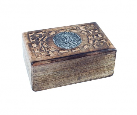 Кутия с капак Bouddha