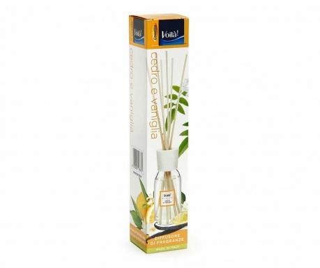 Дифузор с етерични масла и пръчици Renata Cedar and Vanilla 100 мл