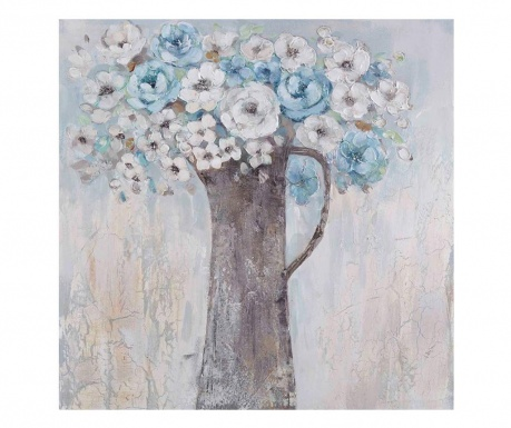 Slika Flowers Bouquet Chester 80x80 cm
