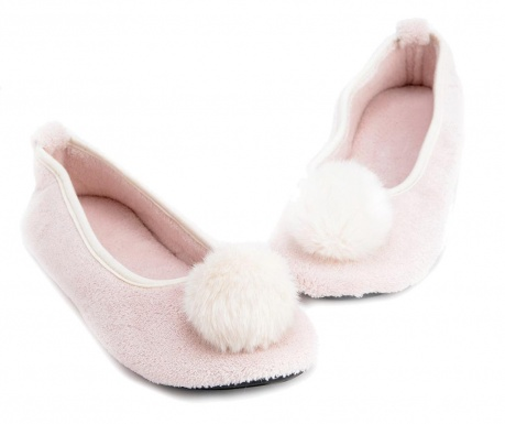 Dámské domácí papuče Sleep Pink