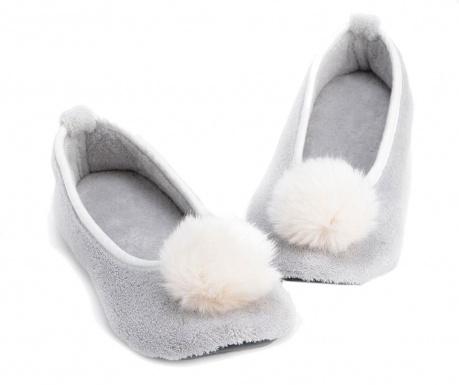 Dámské domácí papuče Sleep Grey