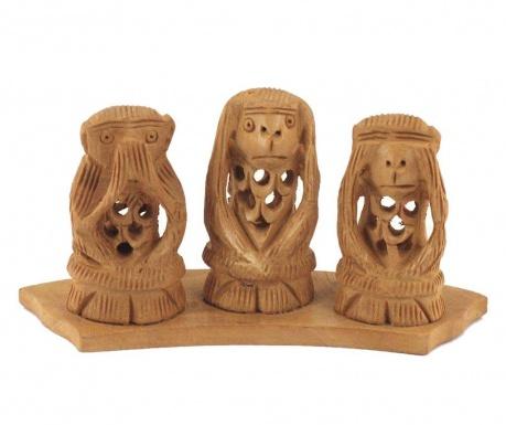Decoratiune Wise Monkeys
