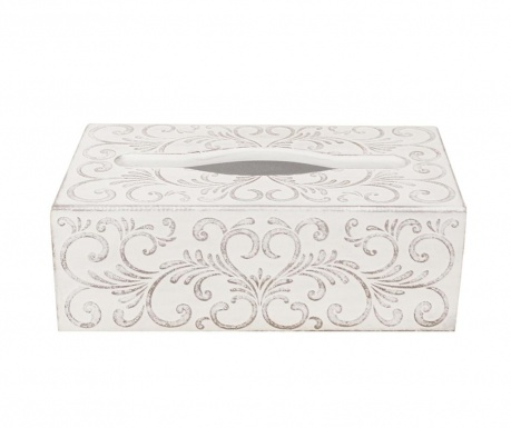 Suport pentru servetele Jasmine Antique White