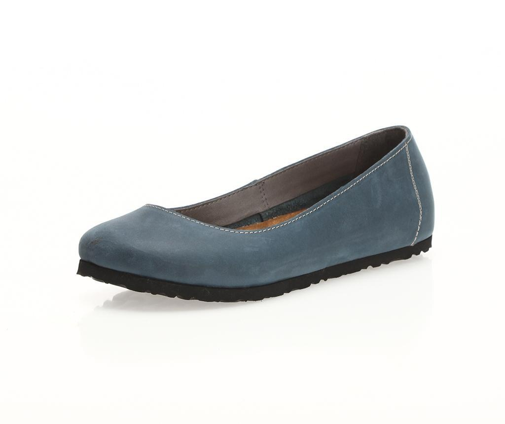 Velda Navy Női balerina cipő 40