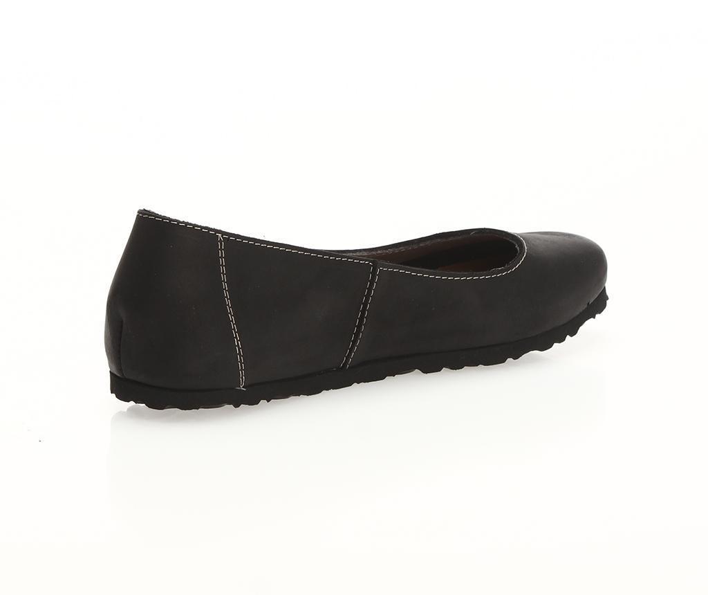 Velda Black Női balerina cipő 38