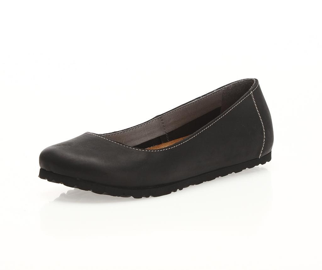 Velda Black Női balerina cipő 36